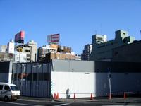 旧ラウンドワン梅田店の跡地