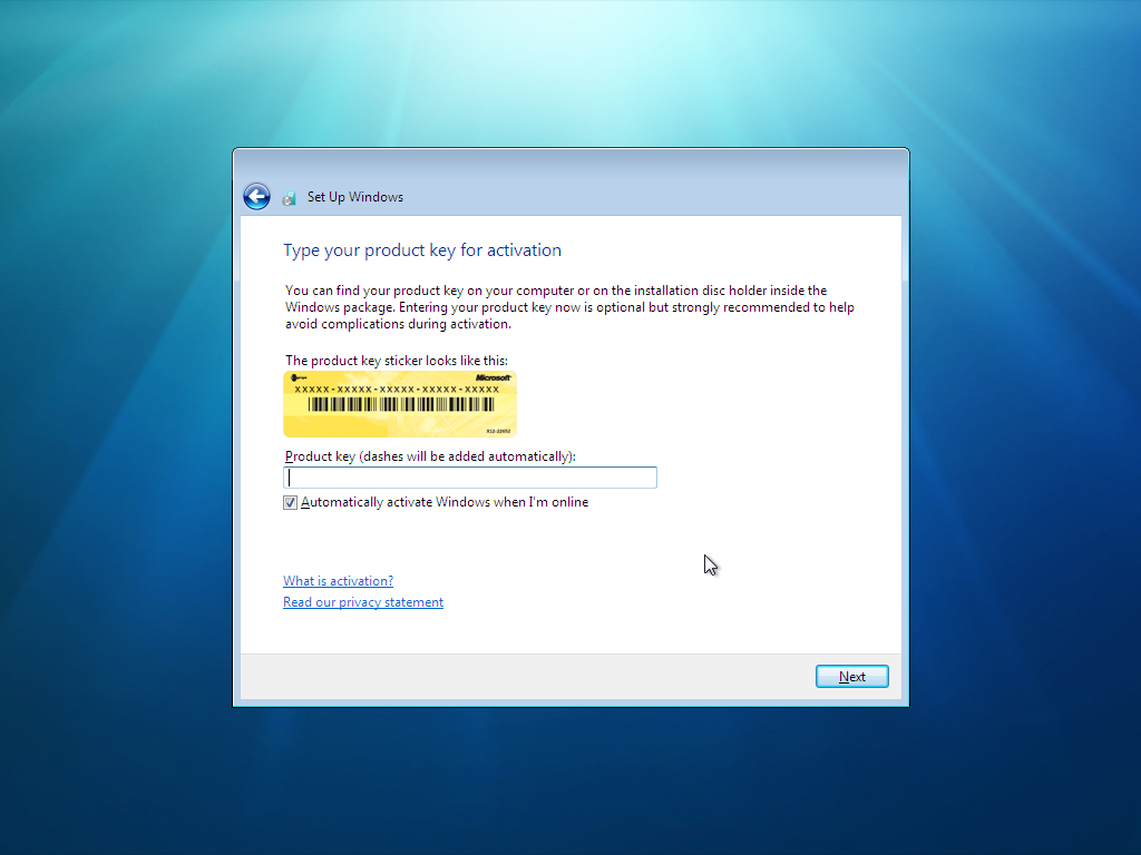how to activate windows 7 build 7601 free